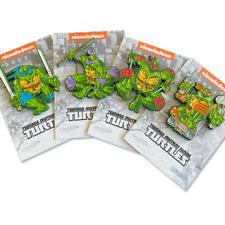 Classic Comic TMNT Teenage Mutant Ninja Turtles Enamel Pin Set