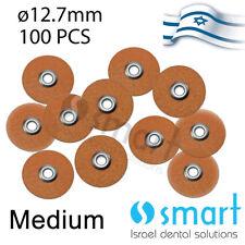 Dental Flex Composite finishing polishing disc soft type Medium 12,7 mm 100 pcs