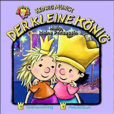 """DER KLEINE KÖNIG """"HALLO KLEINE PRINZESSIN FOL.11""""CD NEU"""