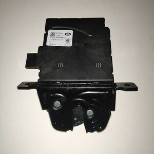 JAGUAR OEM F-Type Convertible Trunk-Lock or Actuator Latch Release. T2R23305.