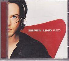 Espen Lind-Red cd Album