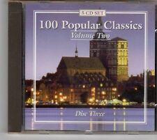 (ES618) 100 Popular Classics, Vol. 2 [Disc 1] - 1998 CD