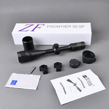 Carl Zeiss 6-24x50AO HD Rifle scope Illuminated Tactical Scopes Mil-Dot Reticle