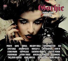 GOTHIC COMPILATION 58 2 CD NEU