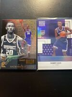 2017-18 Essentials Harry Giles + Jersey Card  Rookie RC