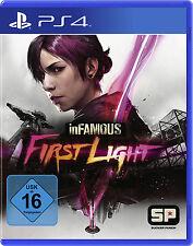 In Famous Frist Light Gebrauchtes PS4-Spiel