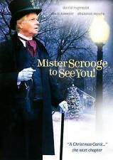 "Mister Scrooge to See You (DVD, 2013) -  ""A christmas Carol... the next chapter"""