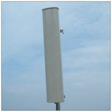 16dBi WIFI Wireless Sector Antenna Horizontal 120° RLKP-2326-D16L120 N Female
