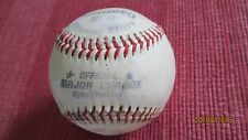 Roughly 1970's Official Spalding Major League Baseball -spot toning