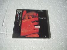 AIRTO MOREIRA - FINGERS - JAPAN CD MINI LP out of print K2 mastering