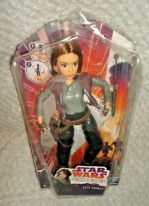 """Jyn Erso Action Figure 10"""" Star Wars Forces Of Destiny"""