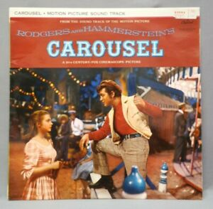 """Rodgers And Hammerstein - Carousel - 12"""" Record - SLCT 6105"""