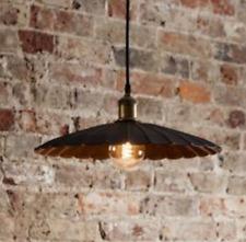 Nevada Mini Pendant Light, Black & Copper, BNIB, Ceiling, (L)