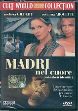 Madri nel Cuore (1999) DVD NUOVO SIGILLATO Melissa Gilbert. Rosanna Arquette