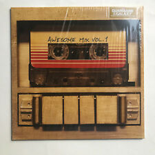 GUARDIANS OF THE GALAXY AWESOME MIX VOL1 - VINYL LP * MINT * FREE P&P UK
