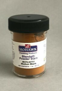 MEDIUM MAPLE Mohawk Blendal Powder (M370-83701) 1 oz FREE SHIP!