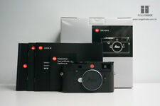 Brand New Leica M10 - Black Chrome Rangefinder Camera (20000) 24MP