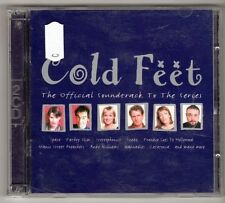 (GL741) Cold Feet, The Official Soundtrack - 1999 double CD