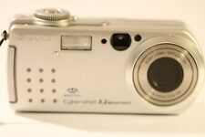 Sony Cyber-shot DSC-P5 3.2MP Digital Camera - Silver