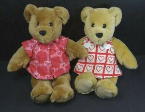 Hallmark Musical Valentine Kissing Bears Plays All You Need Is Love Kiss Kiss 12