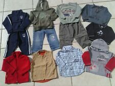 Lot de vêtements d'hiver garçon 3 ans marques