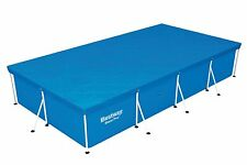 "Bestway Pool Cover fits frame swimming pool(56082): 400x211cm(157""x83"") * 58107"