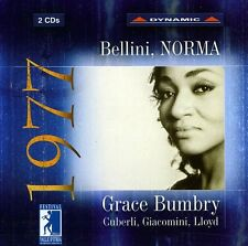 Grace Bumbry, V. Bellini - Norma [New CD]