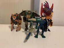 Vintage Transformers Beast Wars lot