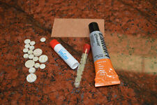 Clarinet Pad Kit - Pads, Glue, Cork & Grease - Repad with USA made pads