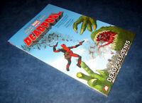 DEADPOOL DEAD PRESIDENTS NOW #1 TPB TRADE PAPER BACK MARVEL 144 pg $16 SRP 1-6