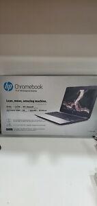 "HP 11.6"" 2GB Chromebook Laptop 11-v033nr - Brand New, Sealed!!"