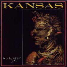 KANSAS - MASQUE (1975 REEDITION 2001)