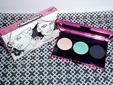 NIB MAC Heatherette Eyeshadow TRIO 1 ~ Palette Set 3 FullSz Shadows RARE