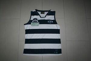 AFL VFL GEELONG CATS OLD FOOTBALL CLUB JUMPER XS MENS FOOTY GRAMMER