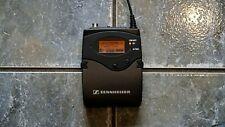 Sennheiser Wireless Bodypack Transmitter SK2000 GBw Freq 606-678 MHz RRP £779.19