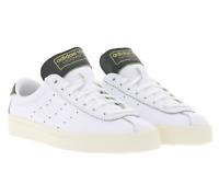 adidas Originals Lacombe Low Top Schuhe Echtleder-Sneaker Turnschuhe Weiß