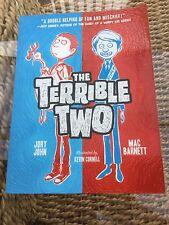 The Terrible Two by Mac Barnett, Jory John (Paperback, 2015) Brand New