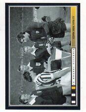 figurina JUVENTUS LE GRANDI VITTORIE PANINI N. 71 COPPA UEFA 1976-77