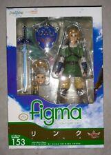 Legend Of Zelda: Skyward Sword Figma 153 Figure Authentic
