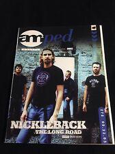Nickleback Nickelback SPELLING ERROR! Magazine Limpbizkit ROB ZOMBIE Magazine