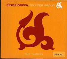 Peter Green Splinter Group-Time Traders/CD/NEUF + neuf dans sa boîte-Sealed!