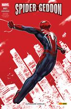 Marvel Fresh Start : Spider-Geddon 1 Variant Collector - Panini Juin 2019 - NEUF