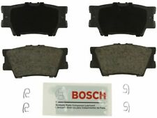 For 2009-2013 Toyota Matrix Brake Pad Set Rear Bosch 57593TG 2010 2011 2012 AWD