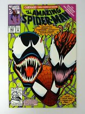 AMAZING SPIDER-MAN #363 Marvel Comics Carnage Part 3 Venom NM+ 1992