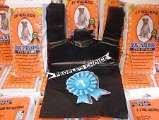 600 Dog Walking E-Z Tie Handles Poop Clean Up Waste Pick Up Bags JP Walker Brand
