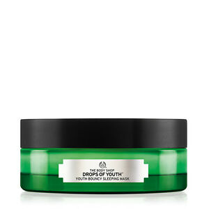 Body Shop ~ DROPS OF YOUTH™ BOUNCY SLEEPING MASK ~ Tackle Wrinkles & Fine Lines