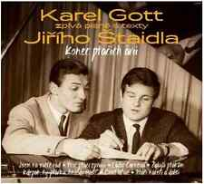 Karel Gott: Konec ptacich arii 3x CD seventy-six songs with lyrics George Štaidl