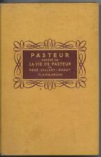 Pasteur by René Vallery-Radot (1950)  French Text