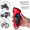 Digital LCD Tyre Pressure Gauge Tester Measurement Car Motorcycle Bike Van Tool