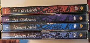 The Vampire Diaries: Seasons 1-4 DVD 4 Season Lot.